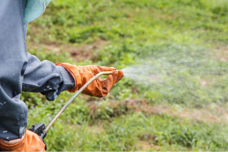 Herbicide Application - Green Ways Countryside Management