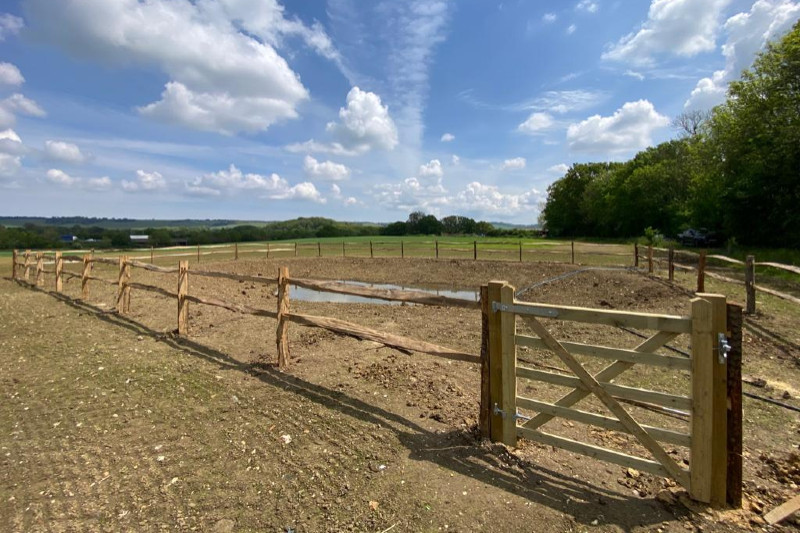 Stock Fencing - Green Ways Countryside Management